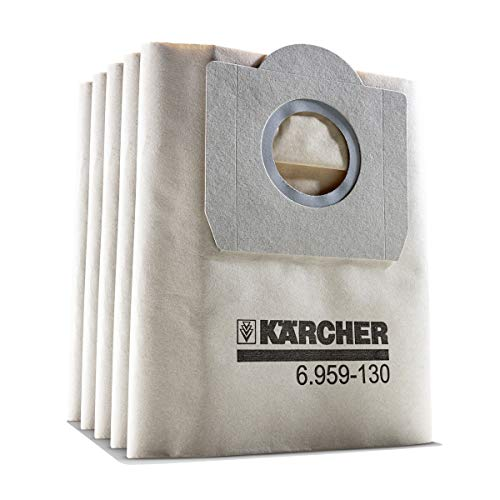 Kärcher Bolsa de filtro de papel (6.959-130.0) blanco