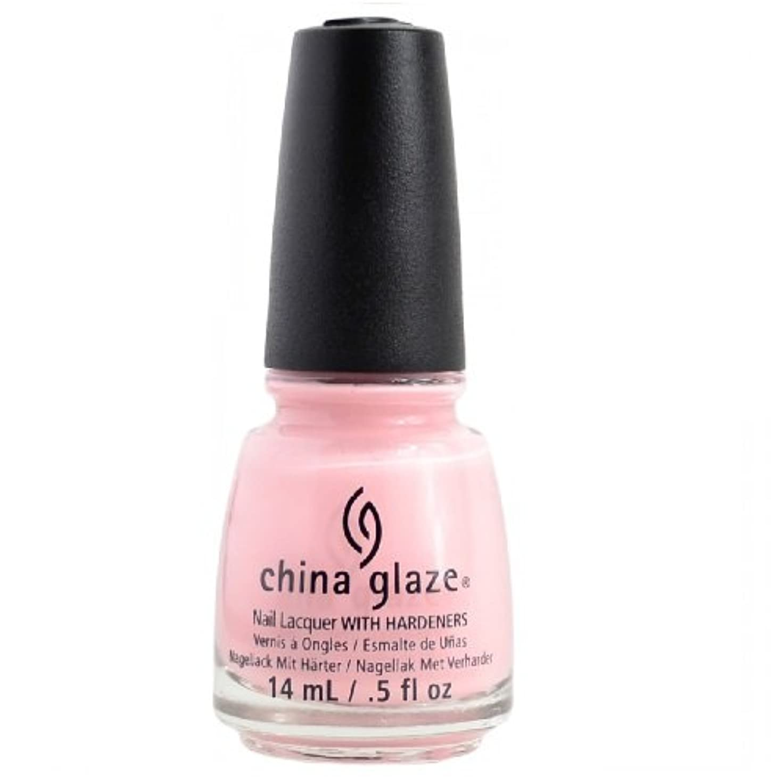 急性犬読書CHINA GLAZE Nail Lacquer - Art City Flourish - Spring In My Step