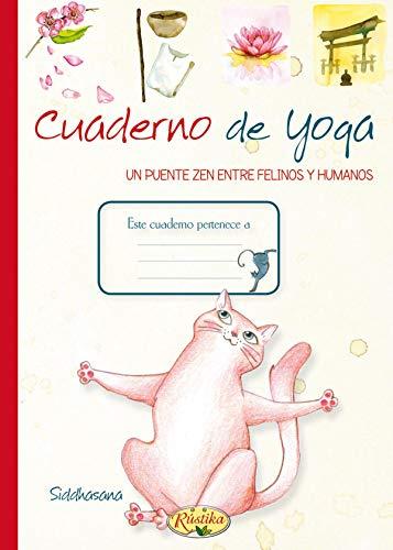 Cuaderno de yoga (Placer De Escribir)
