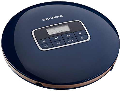 Grundig GCDP 8000 GDR1403 Tragbarer CD-Player Triton