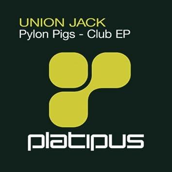 Pylon Pigs - Club EP