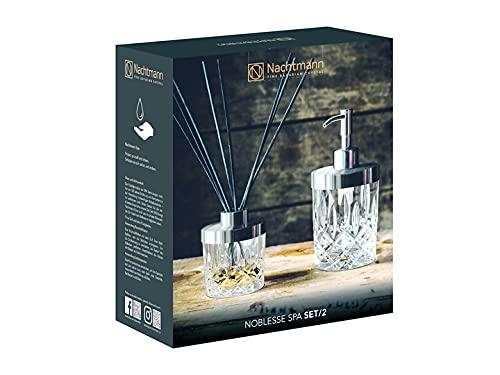 Spiegelau & Nachtmann 103679 Noblesse Gläsersets, Kristallglas