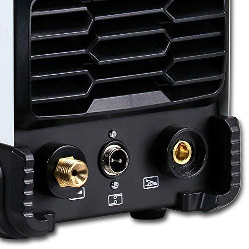 STAHLWERK CUT 50 ST IGBT Plasmaschneider mit 50 Ampere, bis 14mm Schneidleistung, für Lackierte Bleche & Flugrost geeignet, 7 Jahre Herstellergarantie - 3