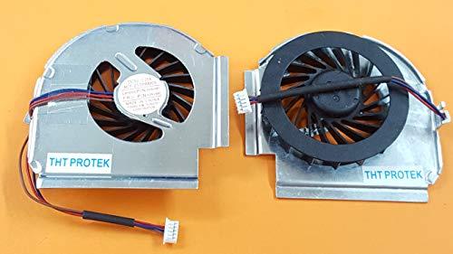 Kompatibel für IBM Lenovo Thinkpad T500, T400, W500 Lüfter Kühler Fan Cooler, 42W2460
