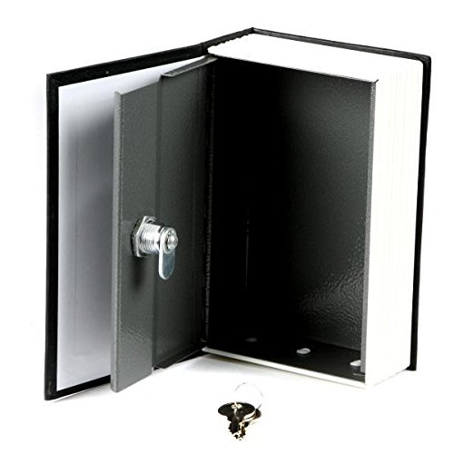 Hucha libro diccionario–seguridad caja fuerte