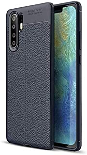 Business Style For Huawei P30 Pro phone case Shock Absorption Litchi shell pattern leather Fashion Mobile Shell Designed f...