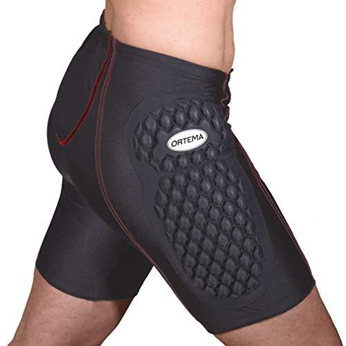 ORTEMA X-Pants LP Prellschutz Hose (ohne Sitzeinlage, Gr.L) - Schlag- und Prellschutz im Hüftbereich mit Schutz im Bereich des Steißbeins