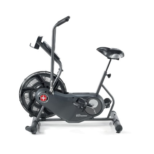 SCHWINN AD6 Airdyne Exercise Bike,Black