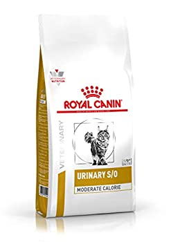 ROYAL CANIN Vet Diet Urinary S/O Moderate Calorie Nourriture pour Chat 1,5 kg