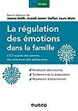 La régulation des émotions dans la famille - L'ICV auprès des parents, des enfants et des adolescents