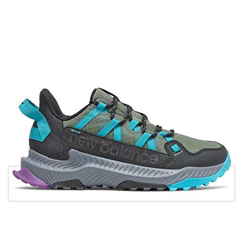 New Balance WTSHAMO_36,5, Zapatillas de Running Mujer, Verde, 36.5 EU