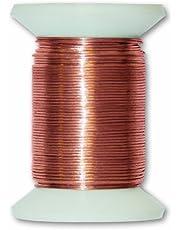 Chapuis VFCA2 koperdraad, 0,4 mm, lengte 30 m, metallic