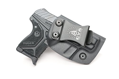 CYA Supply Co. Fits Ruger LCP II 380 Inside Waistband Holster Concealed Carry IWB Veteran Owned Company