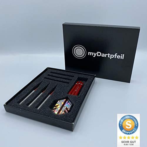 """Profi Soft-Darts Set """"Red Shadow"""" von myDartpfeil - 5"""