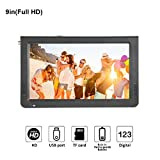 Best Portable Digital TVs - 9 inch Portable Digital Television, Small 16:9 ATSC Review