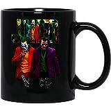 Jackila #Joker Horror Movie #Joaquin #Phoenix Heath #Ledger cast Signed Funny Coffee Mug for Women and Men Tea Cups