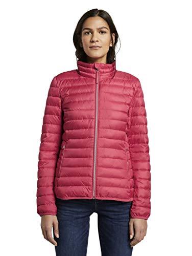 TOM TAILOR Damen Ultra Light Weight Steppjacke, Rosa ( Blushing Pink ) , M