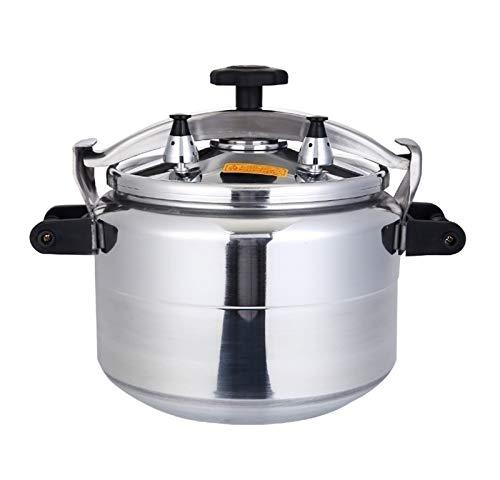 Cocina de presión de gas de 15-70 cuartos de galón de corriente, cocina de alta capacidad de aleación de aluminio de seguridad, cocina de presión de aluminio comercial, hotel, restaurante, estufa de g