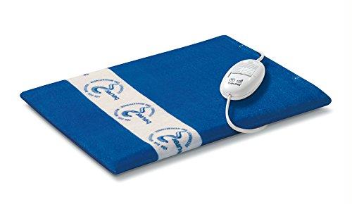Beurer HK63 - Almohadilla electrónica magnética, 40 x 30 cm, lavable, color azul