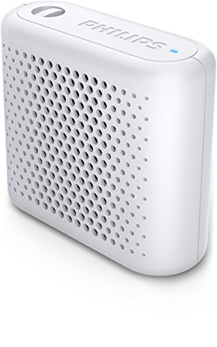 Philips Audio BT55W/00 - Mini Altavoz Bluetooth Inalámbrico Portátil, Compatible con Smartphones,...