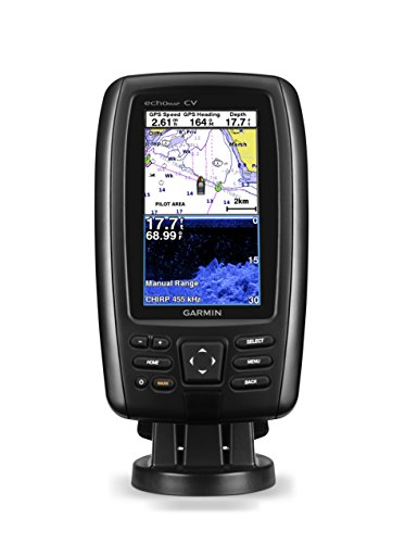 Garmin Echomap Chirp 44Cv with transducer, 010-01797-01