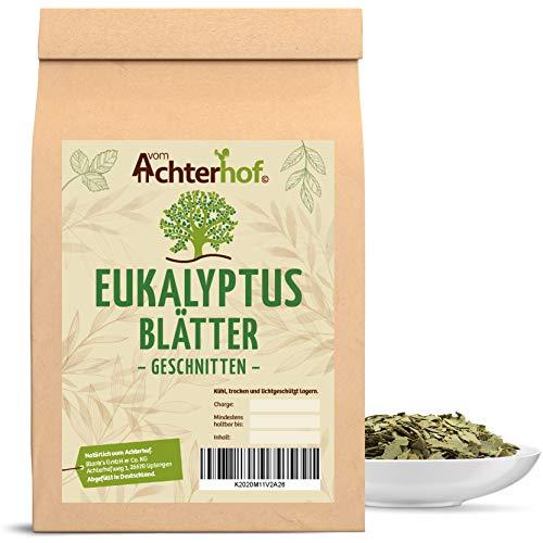 500g Eukalyptusblätter geschnitten Eukalyptusblättertee Kräutertee Eukalyptus atürlich vom Achterhof