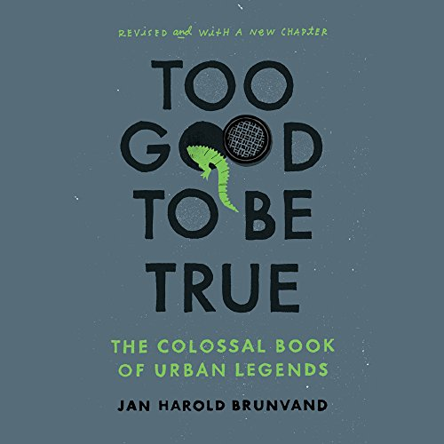 Too Good to Be True cover art