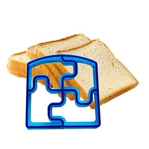 1 ST Keuken Bakgereedschap Sandwich Mould Cutter Beer Auto Hond Vorm Bakken Cake Brood Toast Mould Maker Puzzel