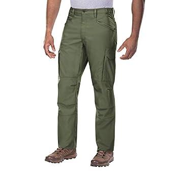 Vertx Men s Fusion Stretch Tactical Pants OD Green 30x30