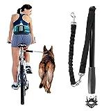 zanasta Hundeleine Führungsstange Abstandshalter Fahrradhalter für Hunde 1 Stück