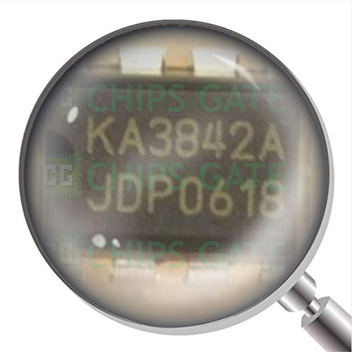 9 Stück KA3842B Gehäuse: Dip-8, Smps Controller
