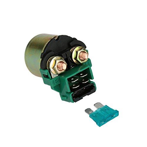 KKmoon PEW6696258543127KZ Anlasser-Relais mit Zylinderspule