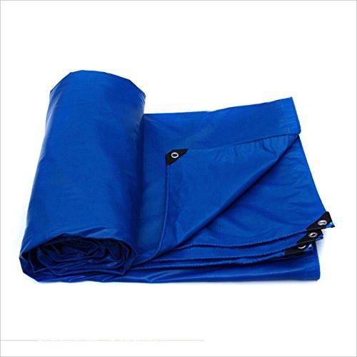 Yxsd stof waterdicht dik blauw bescherming tegen wind en zon dubbelzijdig zonder geur 3m × 3m Blauw