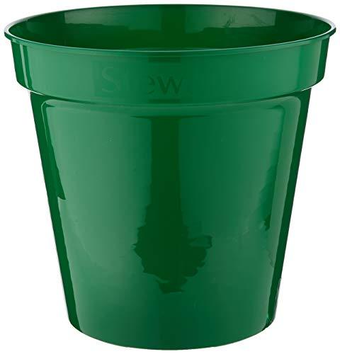 Stewart 283600425,4cm vaso da fiori, colore: verde