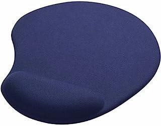 Mouse Pad De Espuma De Goma Gel Mouse Optico (Azul)