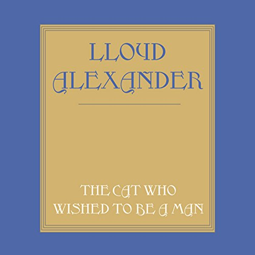 The Cat Who Wished to Be a Man audiobook cover art