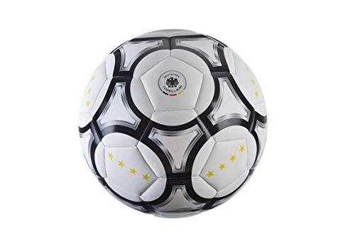 DFB Unisex Jugend Fußball weiß Gr. 5