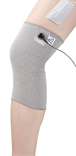 Knieelektrode * TENS EMS Elektroden Knie* Textilelektrode * Universal-Größe