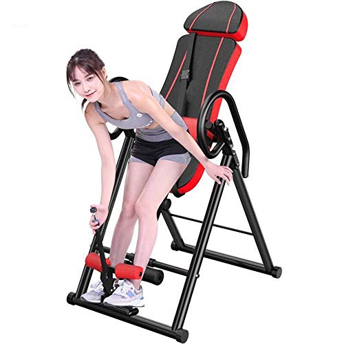 Best Prices! Inversion Equipment Inverted Machine Increased Auxiliary Yoga Traction Stretching Exerc...