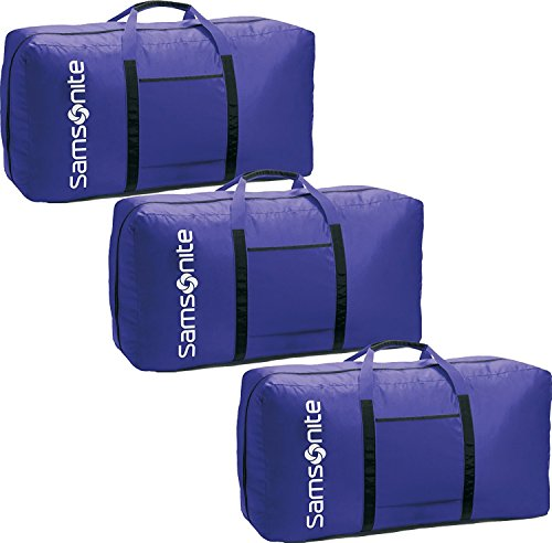 Samsonite Tote-a-ton 33 Inch Duffle Luggage (3-Pack, Purple)