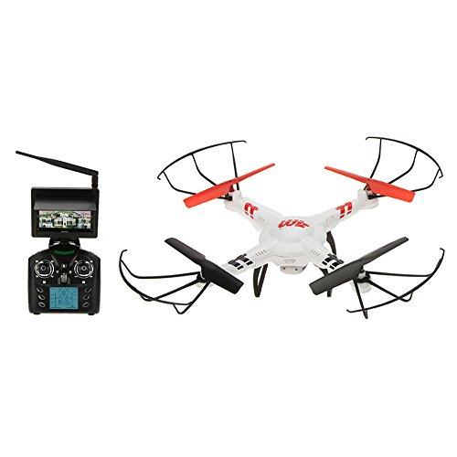 YUNIQUE (R) Drone WLtoys V686G FPV RC Quadcopter fotocamera da 2 megapixel HEADLESS MODE
