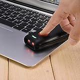 WOUPY Escáneres de códigos de Barras, escáner de códigos Bluetooth múltiple portátil, Lector de códigos de Barras, tabletas para computadoras con Windows 7/8/10 / XP, teléfonos iOS/Android