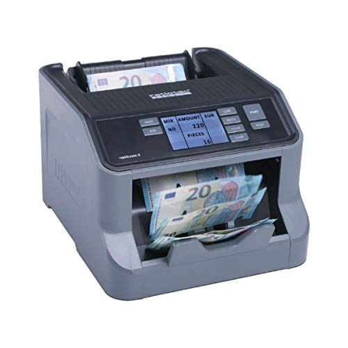 ratiotec 00046100 Banknotenzählmaschine rapidcount B 200