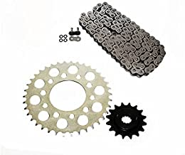 Fits Honda VT600C Shadow VLX 600 Chain and Sprocket 16/38 120L