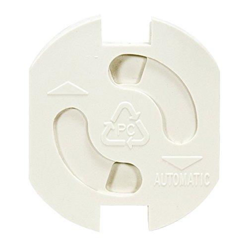 Logilink EC3001 Steckdosen Kinderschutz mit Automatik Verschluss