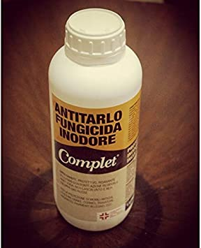 Antitarlo - Producto anticarcoma fungicida