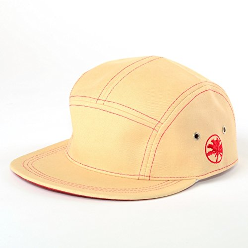 Morning Glory Casquette 5 panel Sunkiss