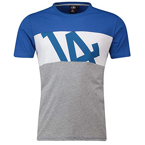 Fanatics MLB Los Angeles Dodgers Cut Sew T-Shirt Baseball (XS)
