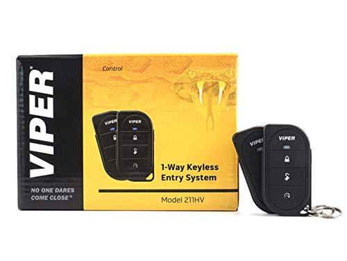 Viper Zentralverriegelungs-Steuerung mit Zwei 7146V Funk-Fernbedienungen