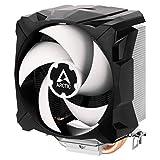 ARCTIC Freezer 7 X - Kompakter multikompatibler CPU Kühler, 100 mm PWM Fan, kompatibel mit Intel & AMD Sockeln, 300-2000 RPM (PWM gesteuert), voraufgetragene MX-2 Paste, Cooler, Lüfter